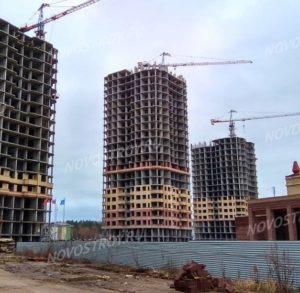ФСК «Лидер» инвестировала в ЖК «Новый Раменский» и «Гагаринский» 370 млн рублей